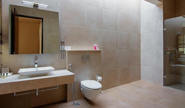 Villa wash room in Bangalore-3