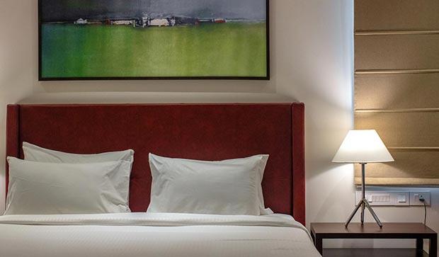 Villa bed room in Bangalore-11