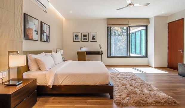 Villa bed room in Bangalore-2