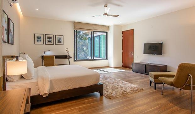 Villa bed room in Bangalore-3