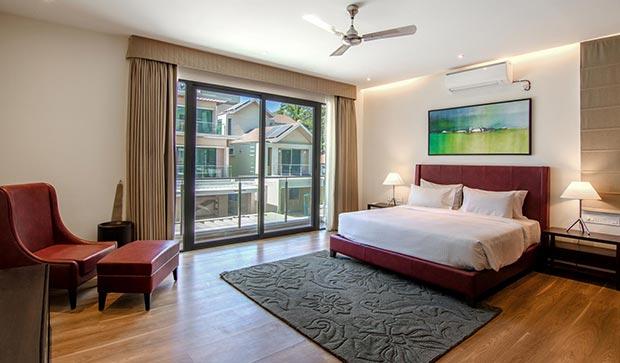 Villa bed room in Bangalore-4