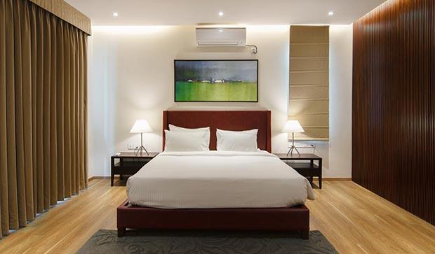 Villa bed room in Bangalore-5