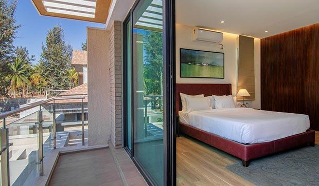Villa bed room in Bangalore-7