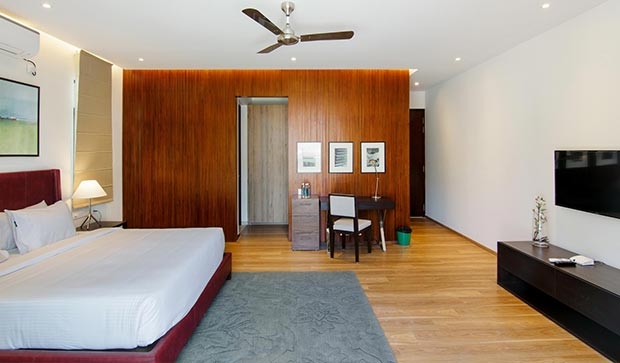 Villa bed room in Bangalore-8