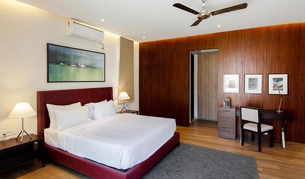 Villa bed room in Bangalore-9