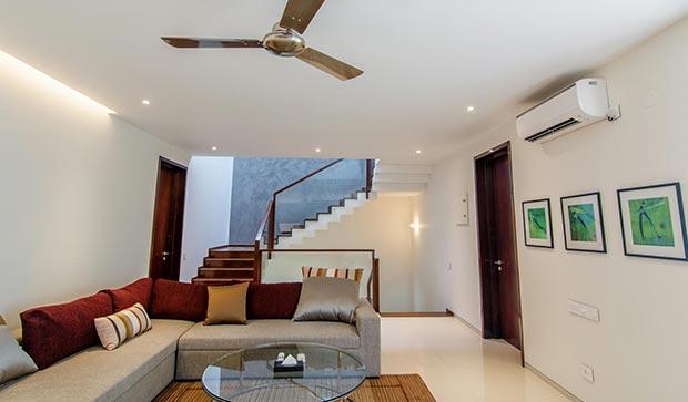 Villa hall in Bangalore-2