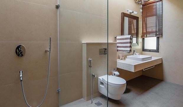 Villa wash room in Bangalore-2