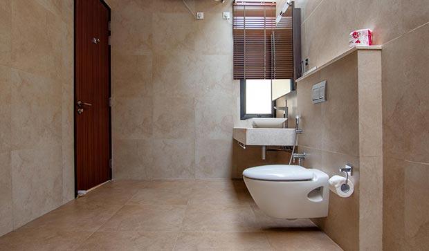 Villa wash room in Bangalore-4